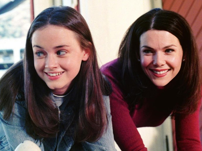 Netflix teases more Gilmore Girls