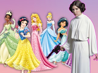 Carrie Fisher fans are petitioning to make Princess Leia an official Disney Princess