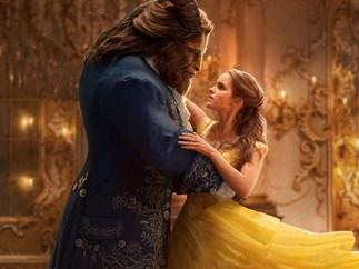 New Beauty And The Beast trailer shows Belle and the Beast flirting