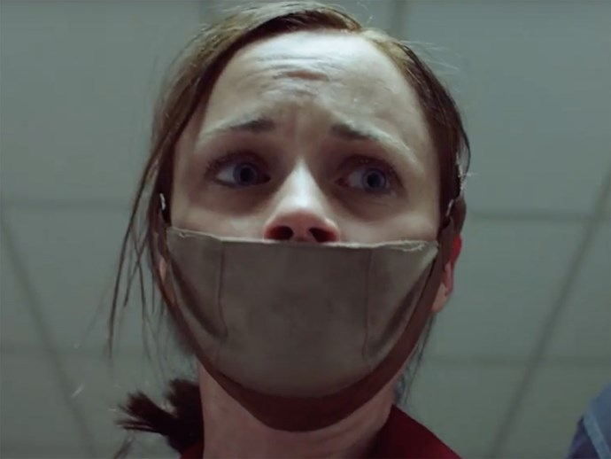Alexis Bledel in trailer for new show The Handmaid's Tale