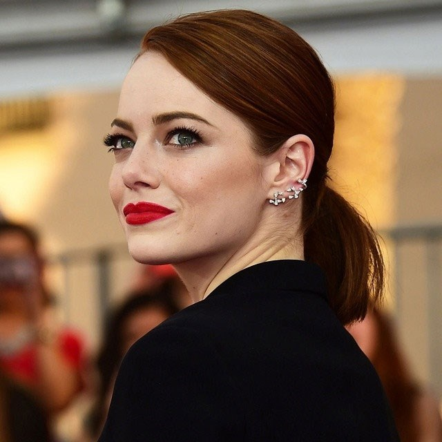 """Emma Stone: """"I realised how debilitating and embarrassing it can be to have cystic acne,"""" Emma told [Refinery29](http://www.refinery29.com/40227
