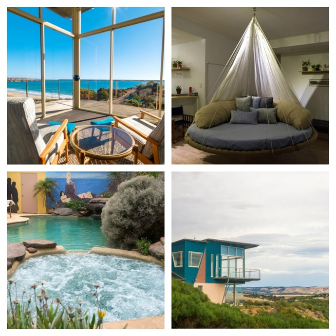 "[**The Sky Suite, SA**](https://www.stayz.com.au/accommodation/sa/fleurieu-peninsula/maslin-beach/166860|target=""_blank""