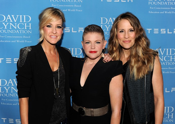 """The Dixie Chicks are not ready to make nice with Trump and probs never will. """"If anyone does do it, I hope that the check that they get is in the nine figures,"""" their manager [said.](http://www.thewrap.com/dixie-chicks-manager-hollywood-not-ready-make-nice-trump-inauguration-team-exclusive/) """"Because it's probably the last check they're ever going to get."""""""