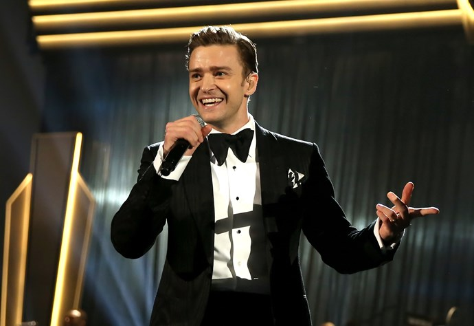 Justin Timberlake will not be bringing sexy back if it involves Trump.