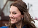 Don't freak out, but Kate Middleton is bringing back the butterfly clip