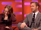 Please enjoy Ryan Gosling being forced to watch an embarrassing dance video from his childhood