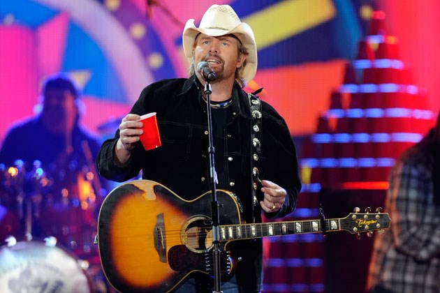 """Country artist Toby Keith is not backing down from performing at President-elect Donald Trump's inauguration on Friday. """"I don't apologise for performing for our country or military"""" he said in a statement."""
