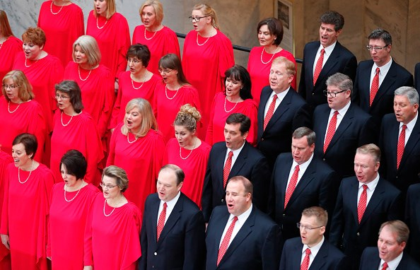 The Mormon Tabernacle Choir  are set to perform at the inauguration.