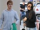 Kourtney Kardashian steps out with Justin Bieber... again
