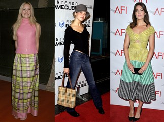 The style evolution of Mandy Moore