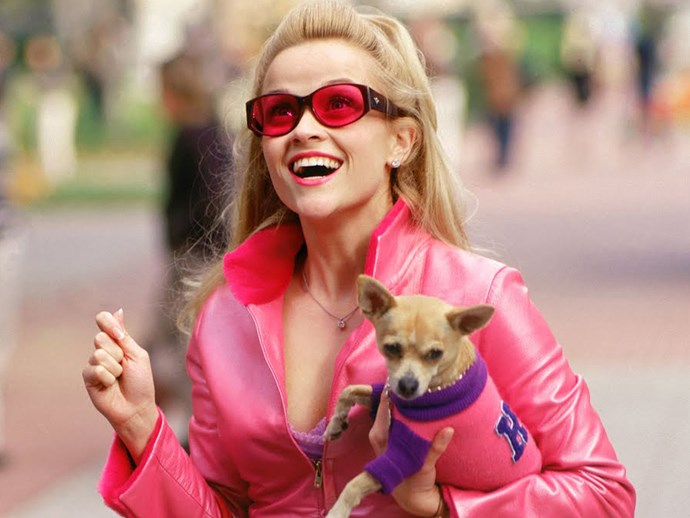 Reese Witherspoon is trying to make Legally Blonde 3 happen