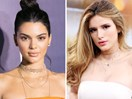 Bella Thorne has something to say about Kendall Jenner's 'acne'