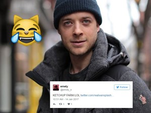Americans discover Hamish Blake's Humans of New York post