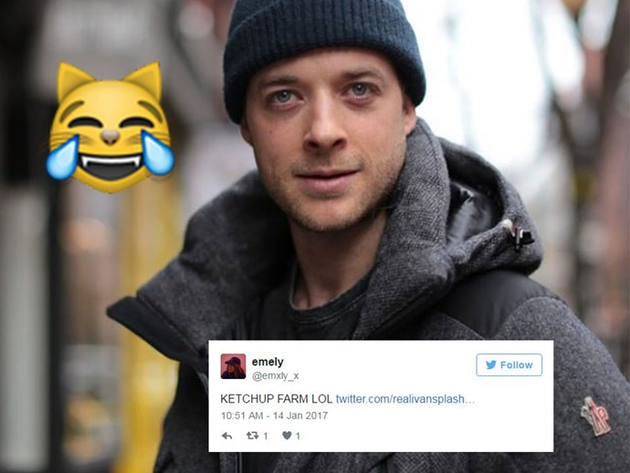 Americans have just discovered Hamish Blake's 'Humans of New York' post and LOL
