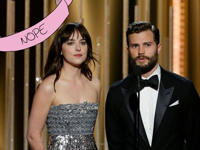 All the times Jamie Dornan and Dakota Johnson really f*cking hated 'Fifty Shades'