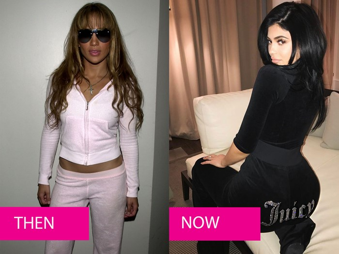 Then Vs Now: 9 noughties fashion trends having a moment RN