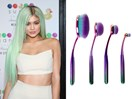 Mermaid makeup brushes are making a splash