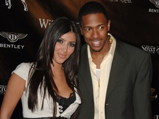 Nick Cannon shares old photo of Kim Kardashian