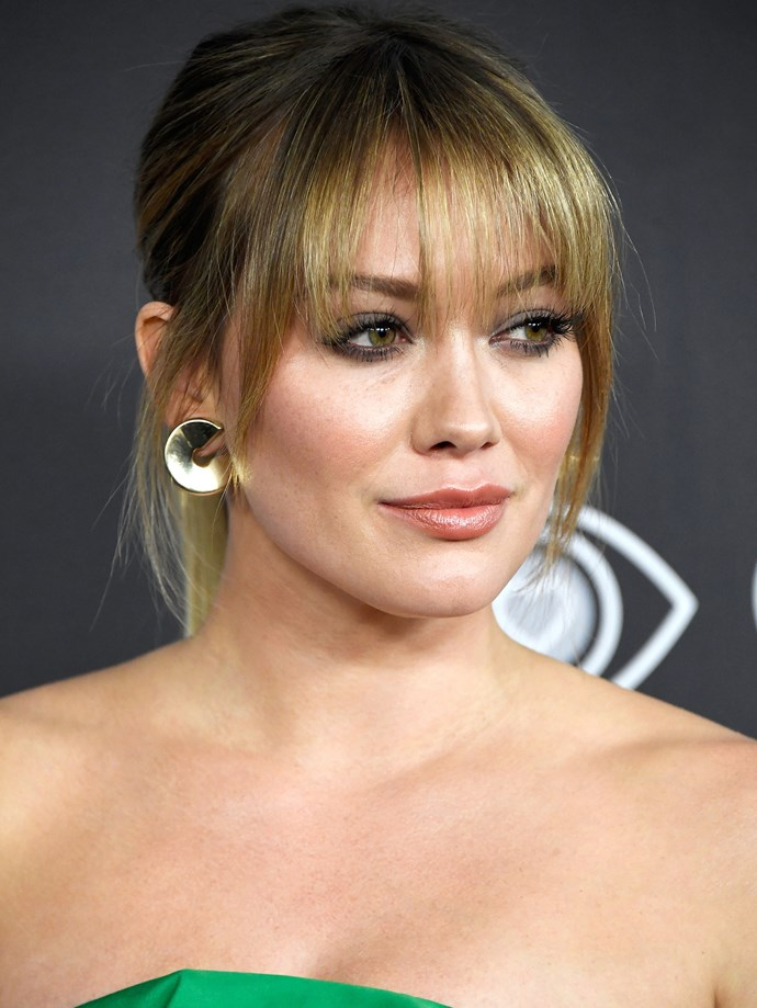 Hilary Duff just made the case for Bitch Brows