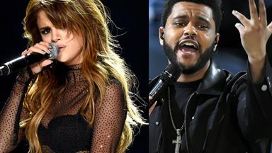 The Weeknd and Selena Gomez have hit the Instagram milestone