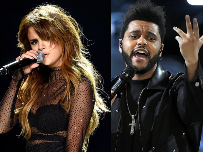Selena Gomez and The Weeknd make it Instagram official