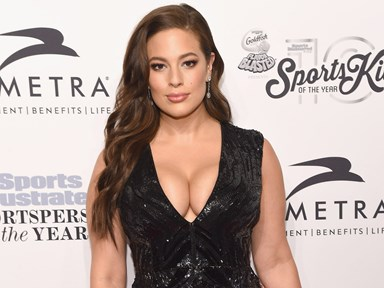 People are freaking out over Ashley Graham's cellulite photo