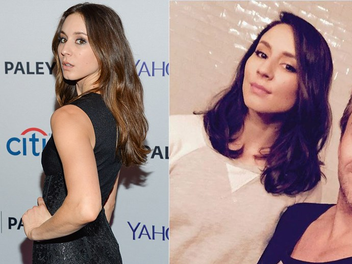 """Troian Bellisario's hair has seen *a lot.* Well, her *Pretty Little Liars*' character Spencer Hastings has. The [newly-married](http://www.cosmopolitan.com.au/celebrity/troian-bellisario-patrick-j-adams-honeymoon-pictures-20282) T-Bellz debuted her chic new lob, giving credit to hairstylist Dave Stanewell. """"I've only been talking about cutting my hair for 7 years. Thank you @davestanwell for making it happen! I love it."""""""
