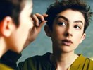 RIMMEL London announce their new male spokesmodel, Lewys Ball