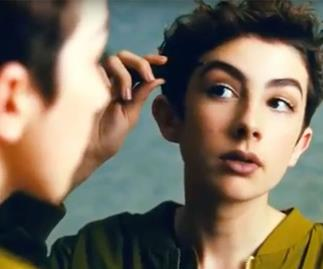 RIMMEL London announce male spokesmodel Lewys Ball