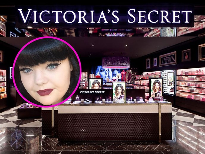 Victoria's Secret open letter