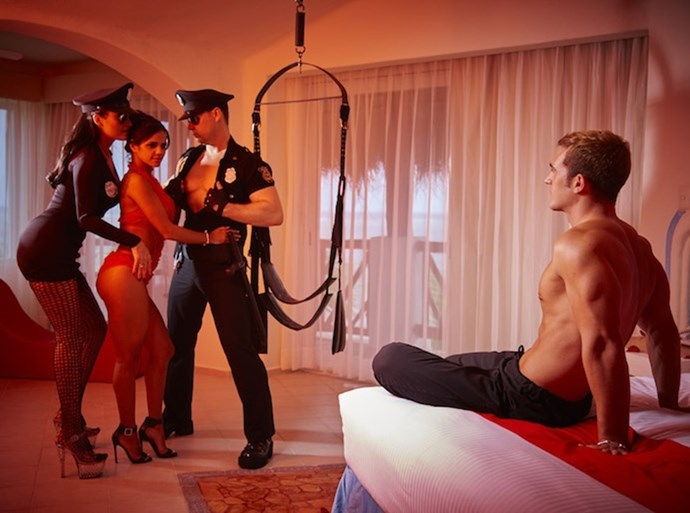 fifty shades of grey resort package