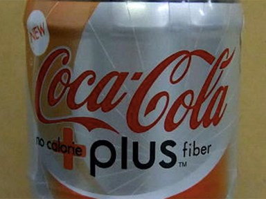 New coca-cola plus drink could be the healthiest yet