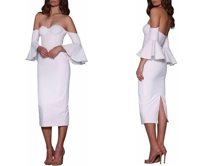 "Dress, $310, Elle Zeitoune at [David Jones](http://rstyle.me/n/cemtahvs36 target=""_blank"" rel=""nofollow"")."