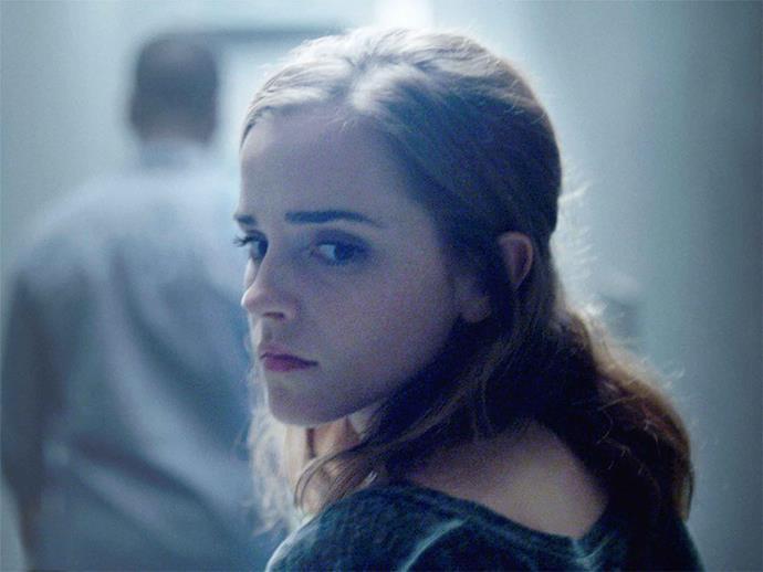 Emma Watson's next movie role looks terrifying