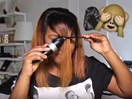 This woman cut her fringe on camera and royally f*cked it up