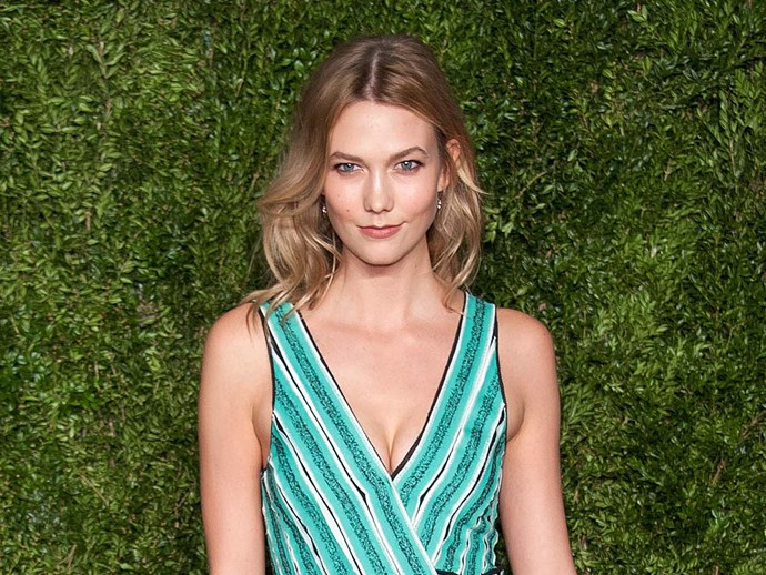 Karlie Kloss has been accused of racism again