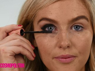 VIDEO: How to get a smokey eye in ~60 SECONDS~