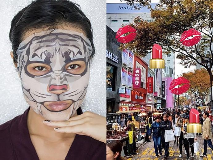 Korean skincare trends