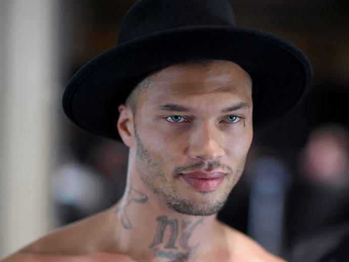 Prison Bae just made his New York Fashion Week debut