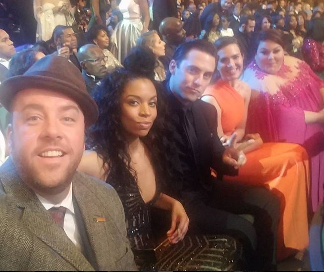 Here's all the gang looking glam at the NAACP Image Awards.