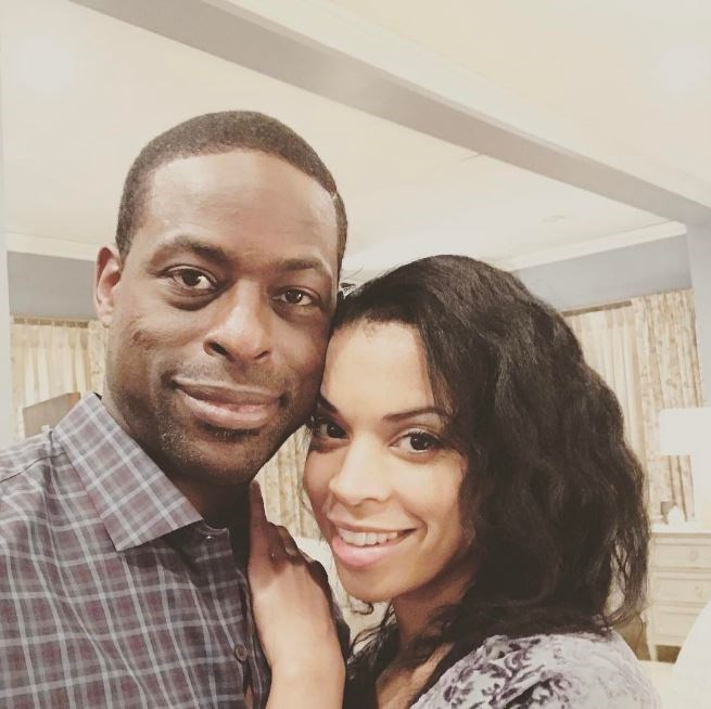 Ugh, Randall (Sterling K. Brown) and Beth  (Susan Kelechi Watson) are literally the most gorge-looking couple OUT.