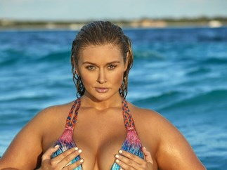 SI's swimsuit issue featured its curviest model ever and she's freaking stunning