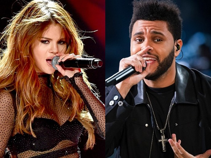 selena gomez the weeknd relationship timeline