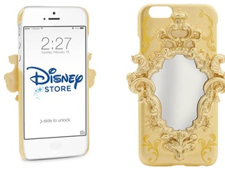 "This ""Beauty and the Beast"" phone case will make you feel like the ~princess~ you really are"
