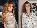 Jennifer Lopez totally has a crush on Harry Styles