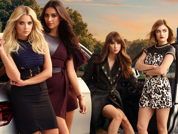 "Try not to freak out, but a ""Pretty Little Liars"" spin-off could be happening"