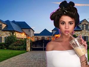Inside Selena Gomez's Texas mansion