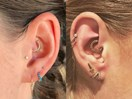 You might not know what a daith piercing is but you're going to want one