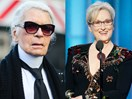 King of shade Karl Lagerfeld just called Meryl Streep cheap