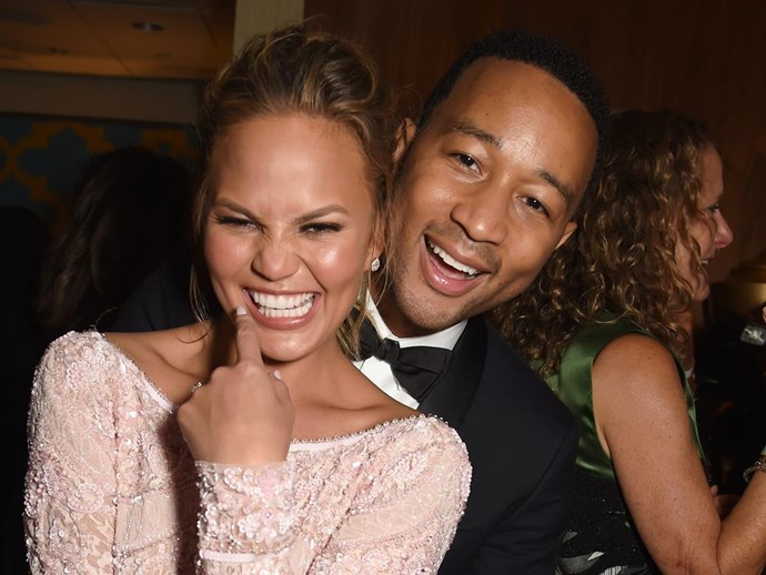 Chrissy Teigen's response to John Legend being hacked is seriously the best
